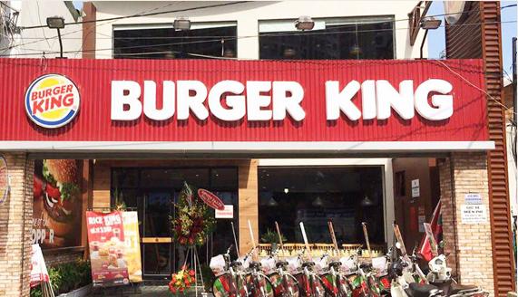 [Burger King] Tuyển Dụng Tháng 6/2016